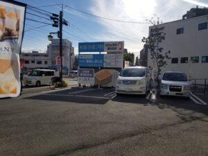 PANYA ASHIYA 駐車場